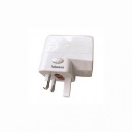 ΤΑΞΙΔΙΩΤΙΚΟΣ ΑΝΤΑΠΤΟΡΑΣ ΑΓΓΛΙΑΣ ΜΕ 1 ΘΥΡΑ USB