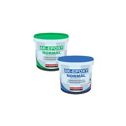ΕΠΟΞΕΙΔΙΚΗ ΚΟΛΛΑ ISOMAT AK EPOXY NORMAL (A+B ΥΛΙΚΟ) 4KG