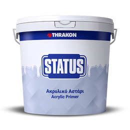 STATUS ΑΚΡΥΛΙΚΟ ΑΣΤΑΡΙ 10LT